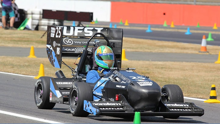 Trelleborg Sponsors Formula Student Racing Teams