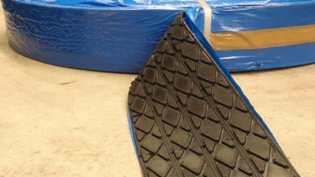 pulley lagging trelleborg rubber solutions for pulleys