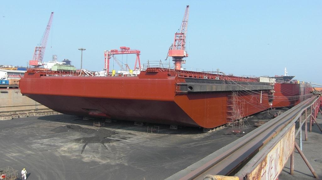 Ship Fenders Trelleborg Fenders For Vessels