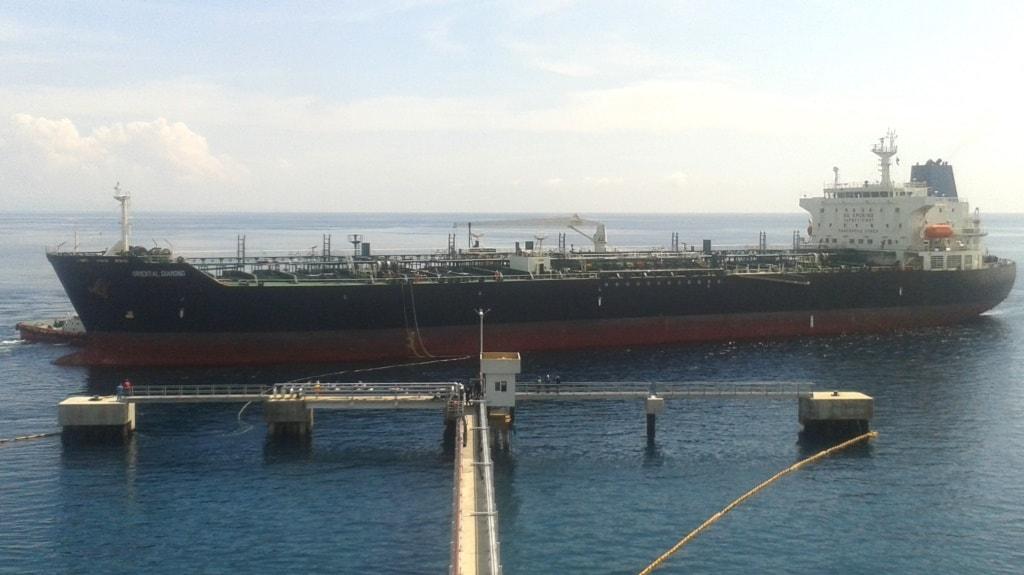 Oil Terminals Trelleborg Marine Systems