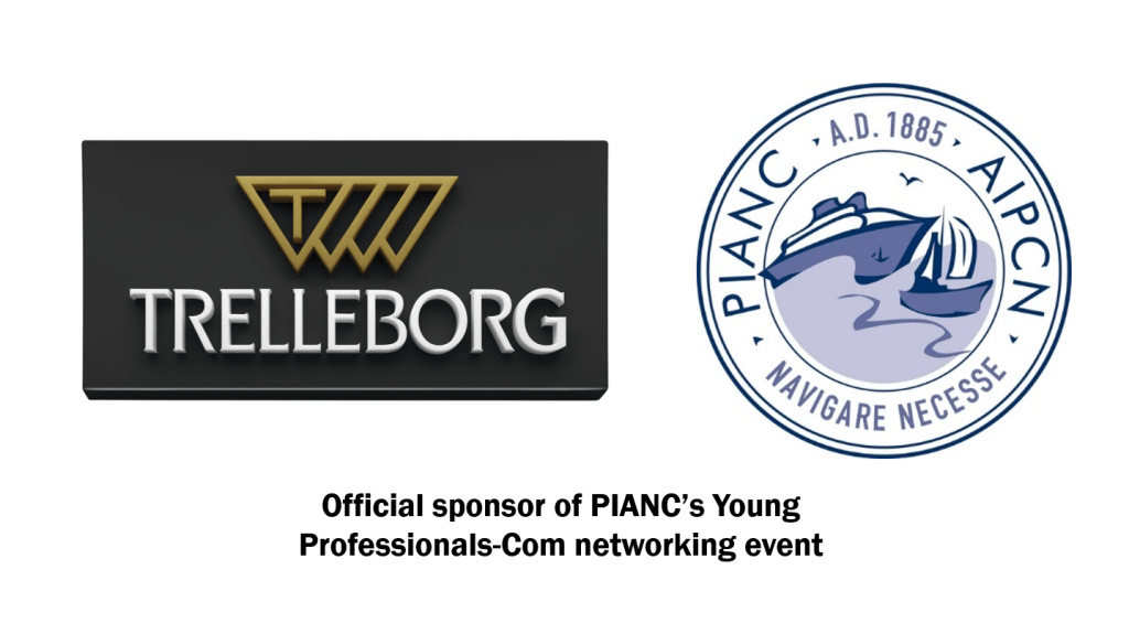 Sponsor for PIANC YP-com