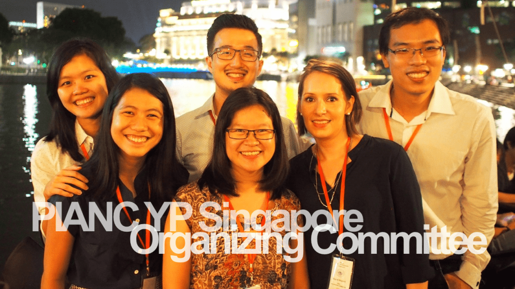 PIANC YP Singapore Organizing Committee