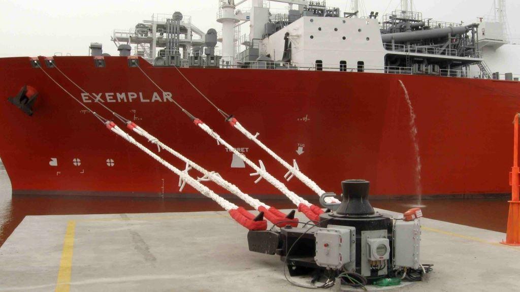 Quick Release Hooks Trelleborg Marine Systems