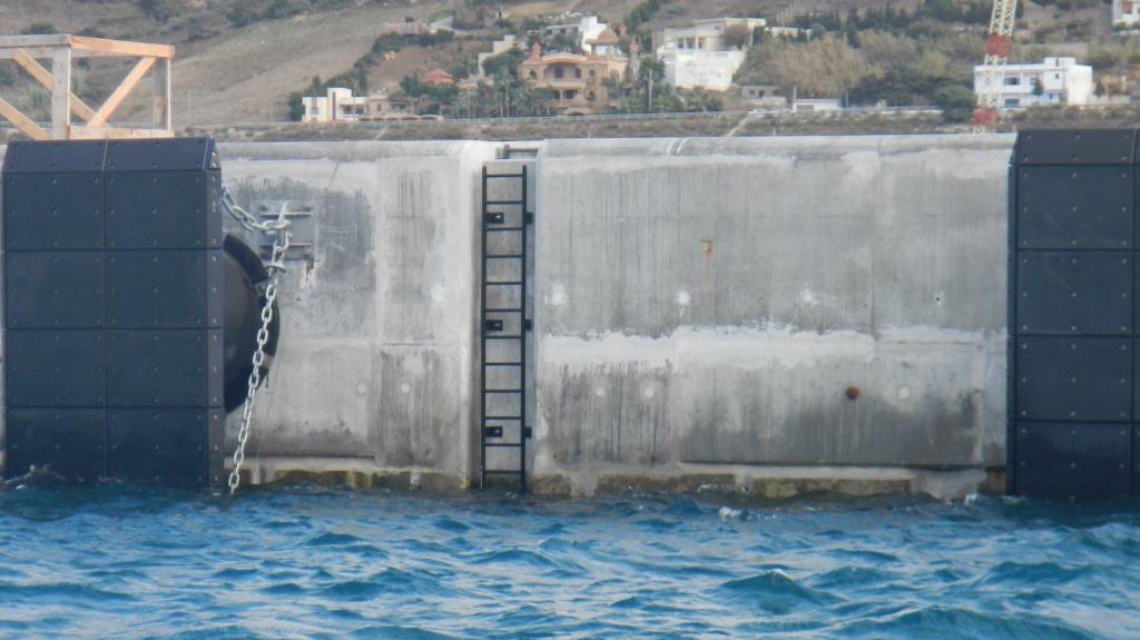 Ladders Trelleborg Marine Systems