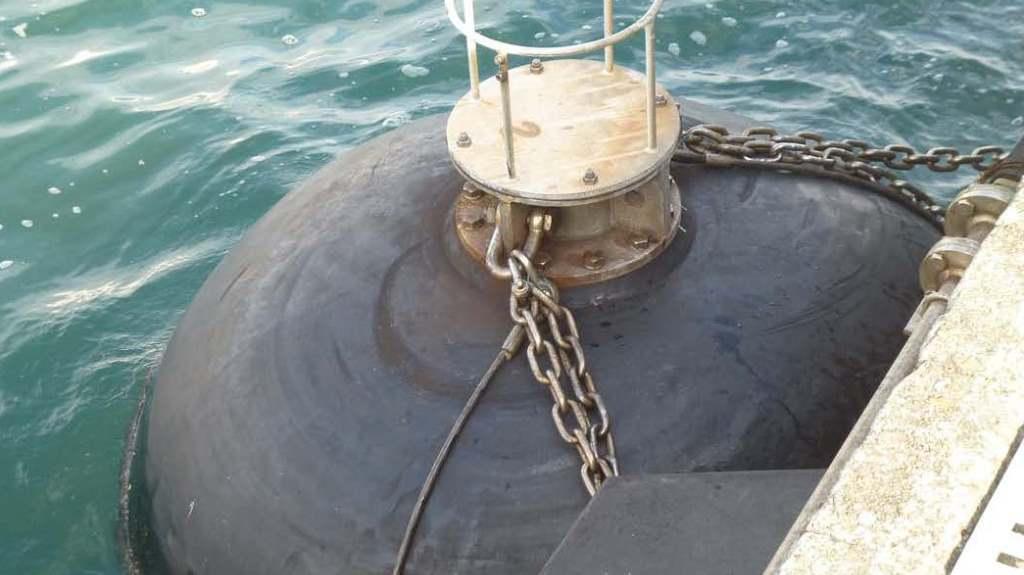 Hydro Pneumatic Trelleborg Marine Systems
