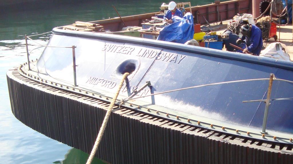W Fenders Trelleborg Marine Systems