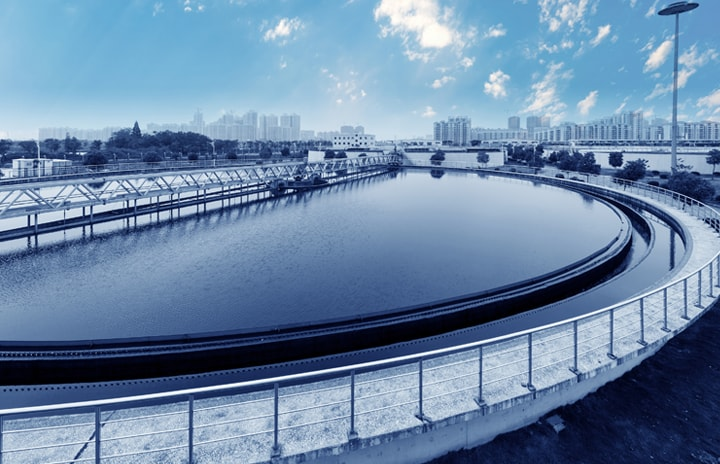 Wastewater Water Treatment Plant