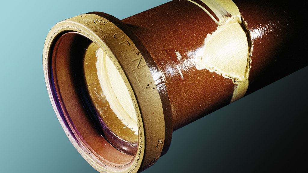 epros drainpacker method sectional repair of sewer pipes with