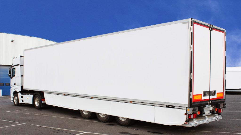 An airtight case for refrigerated vehicles & Truck door sealings - Trelleborg Sealing Profiles