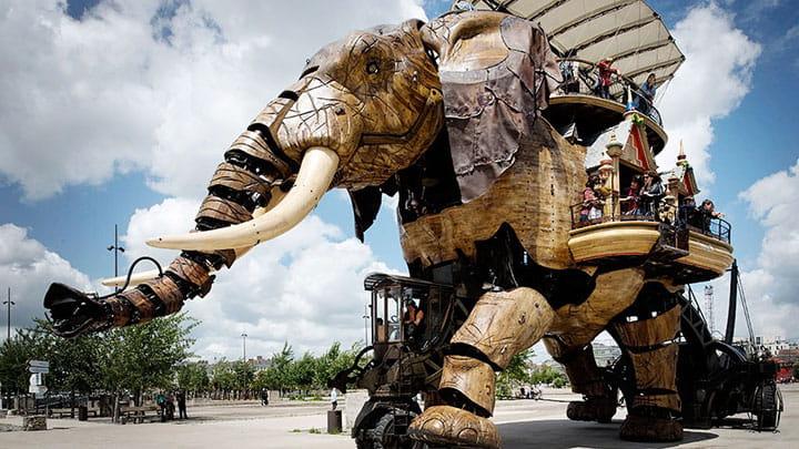 The Elephant Of Nantes