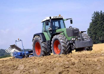 Busak+Shamban seals chosen by world leading tractor manufacturer