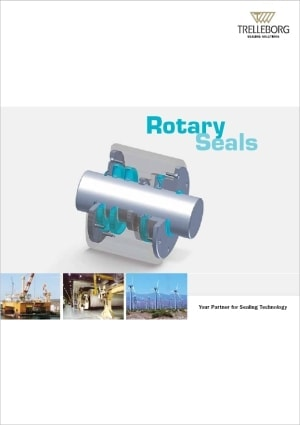 Updated Rotary Seals Catalog Available Online