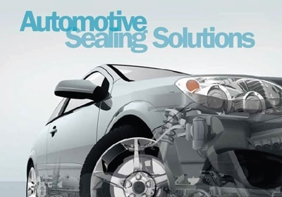 New Brochure on Automotive Sealing Available