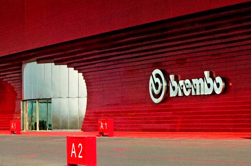 Trelleborg and Brembo delighted with recent roadshow