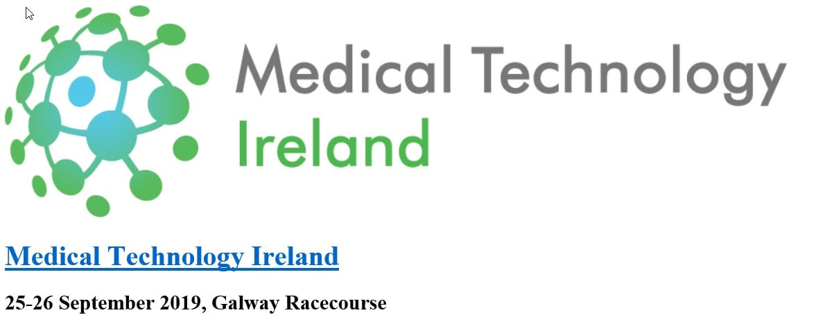 Medical Technology Fair Ireland