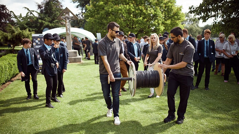 Trelleborg Sets Guinness World Record for the Largest O-Ring