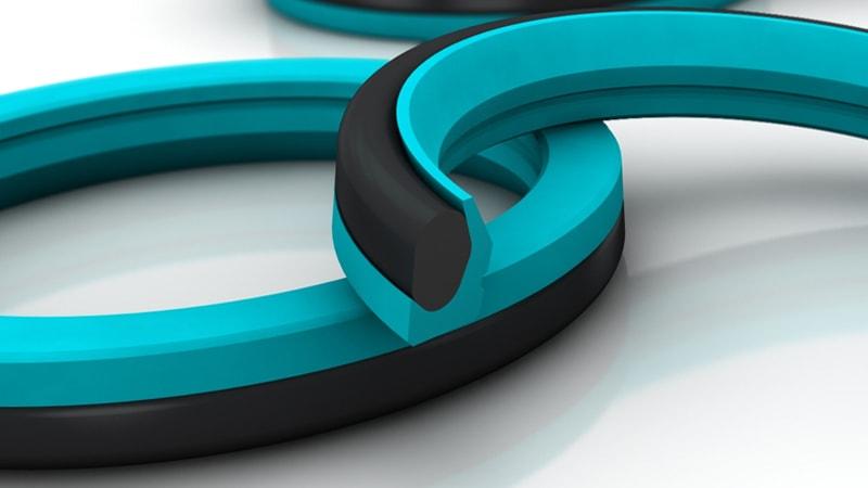 Hydraulic Rod Seals For Fluid Applications | Trelleborg