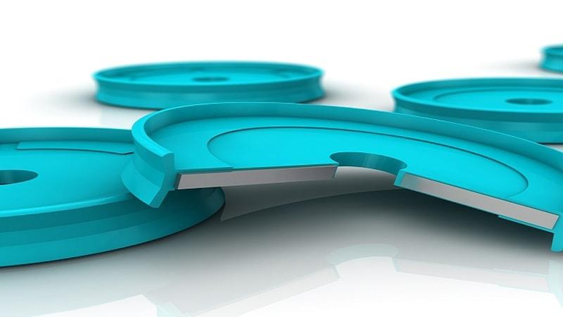 Pneumatic Rod Seals & Piston Seals | Trelleborg
