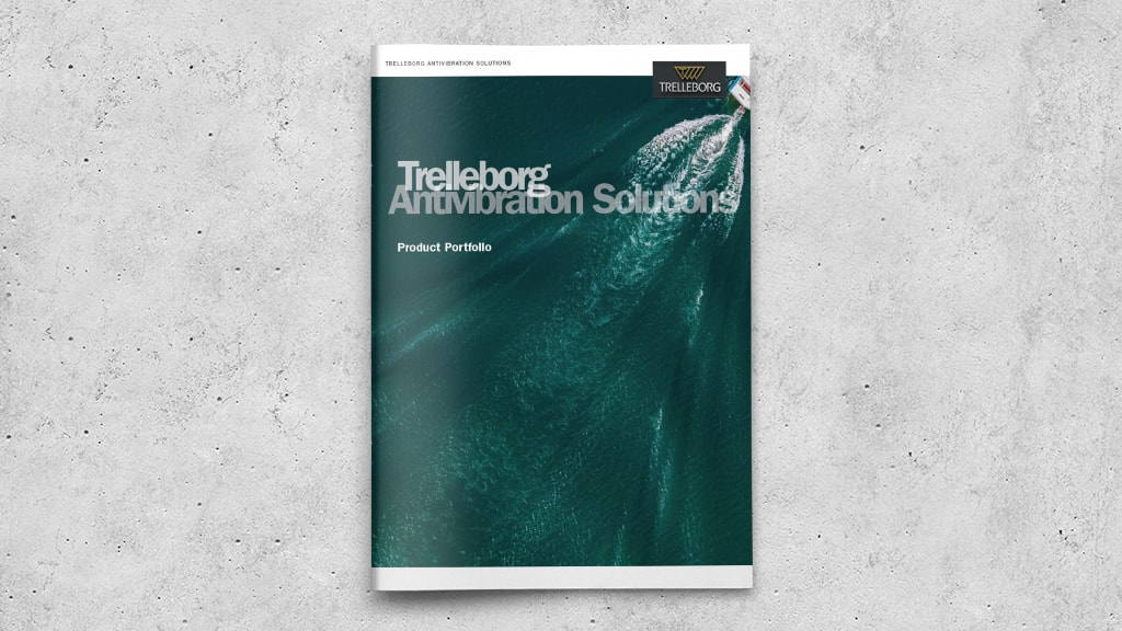 Antivibration Solutions - Marine Product Portfolio