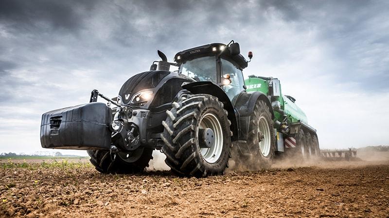 Antivibration Solutions - Agriculture