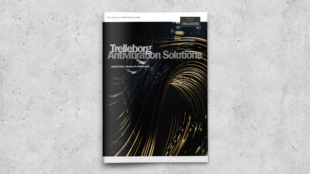 Antivibration Solutions - Industrial Products