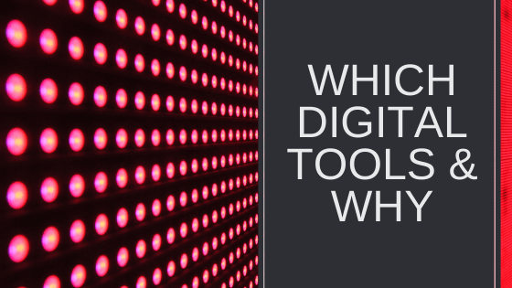 Which Digital Tools Blog Button