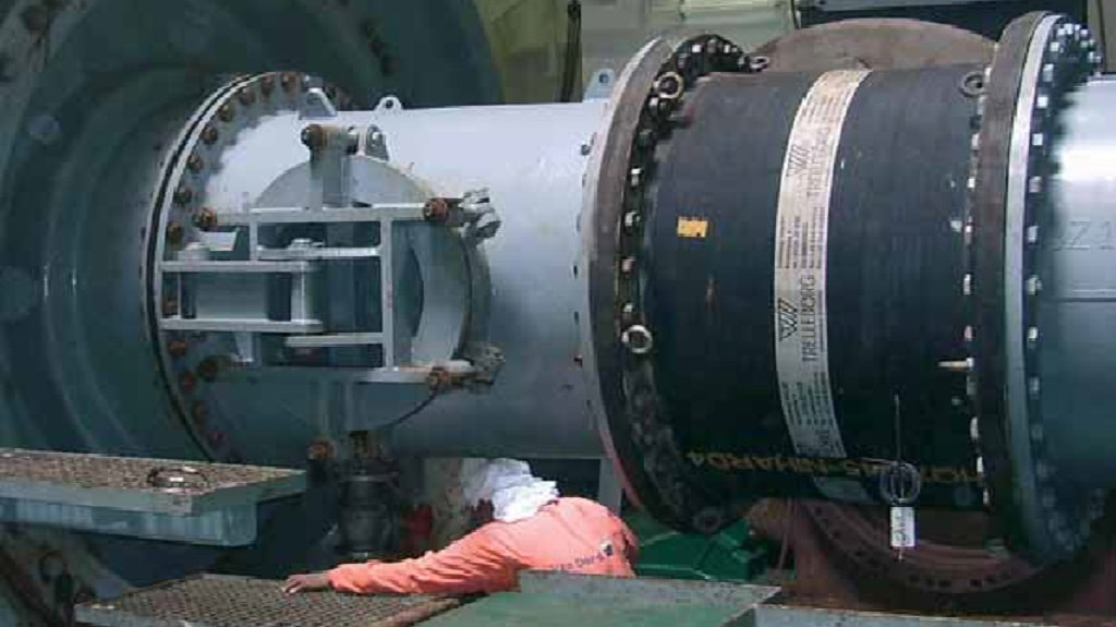 Pipe Expansion Joints Trelleborg