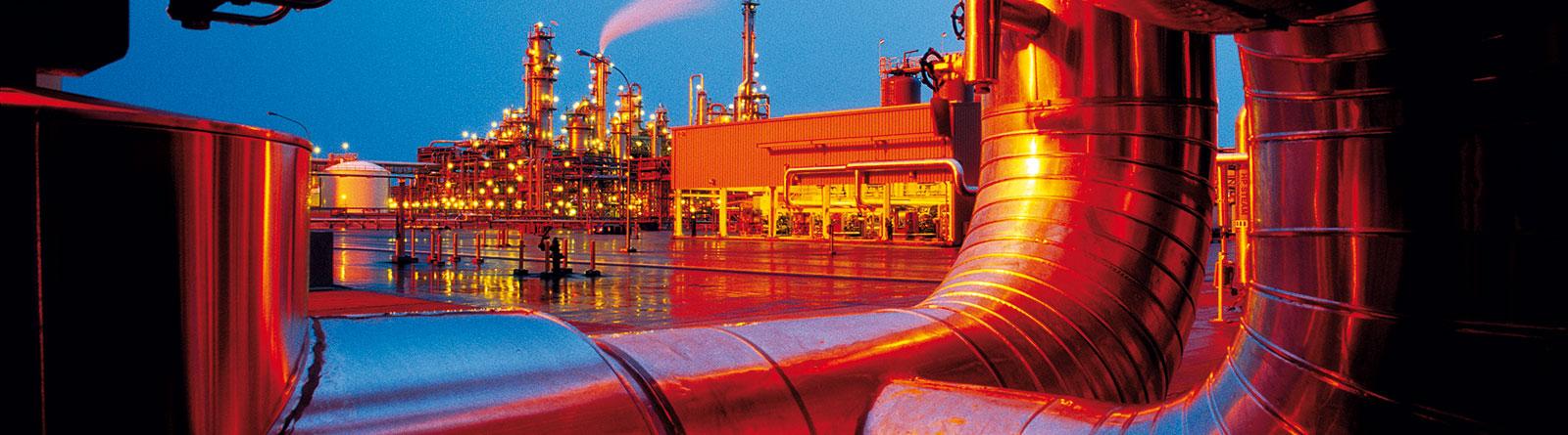 Chemical Expansion Joints Trelleborg Fluid Handling