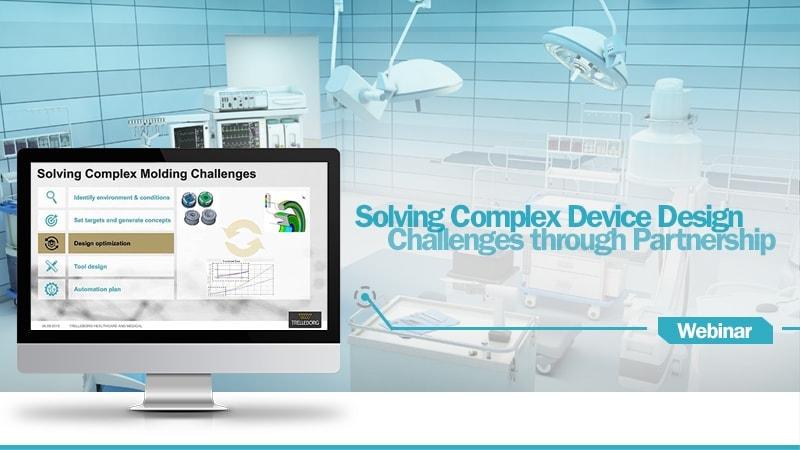 Solving Complex Device Design Challenges through Partnership