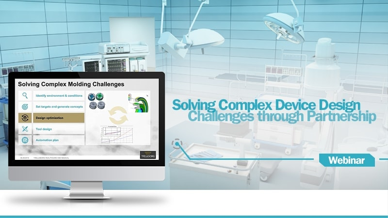 Complex Medical Device Design Challenges