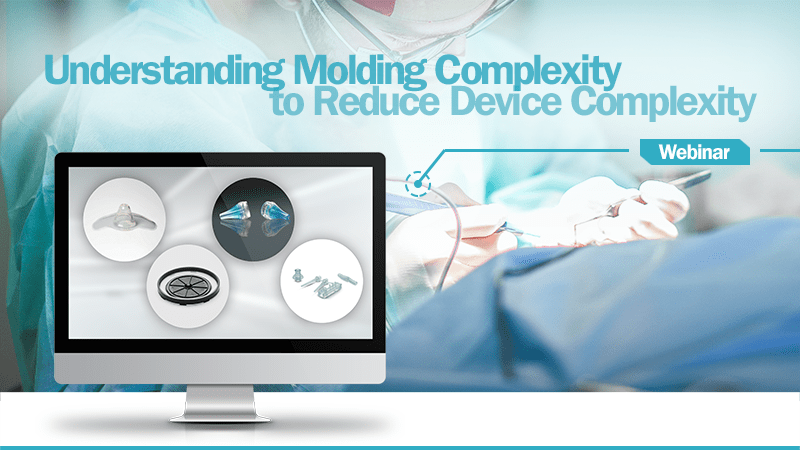 Understanding Molding Complexity to Reduce Device Complexity