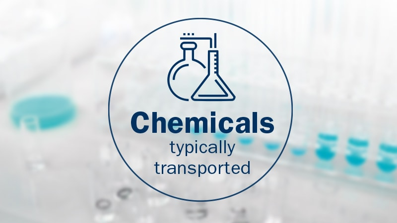 Chemical-typically-transportated