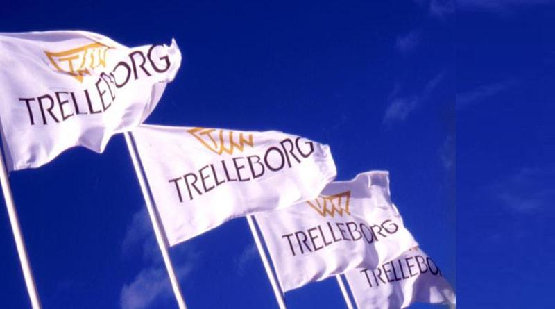 Hydraulic Seals, Rotary Shaft Seals, O-Rings by Trelleborg