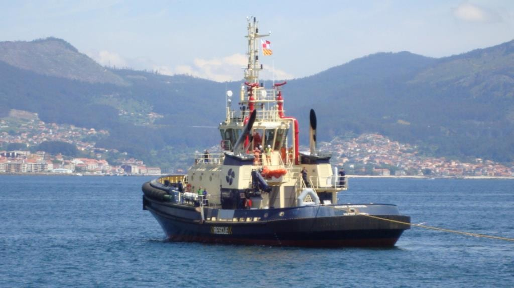 Tug Boats - Trelleborg Marine and Infrastructure