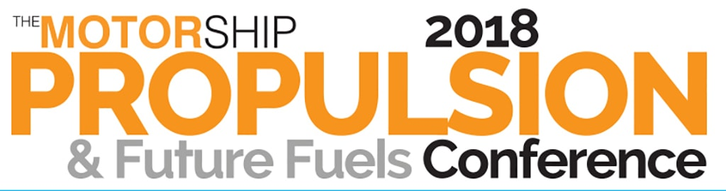 Motorship Propulsion & Future Fuels Conference 2018