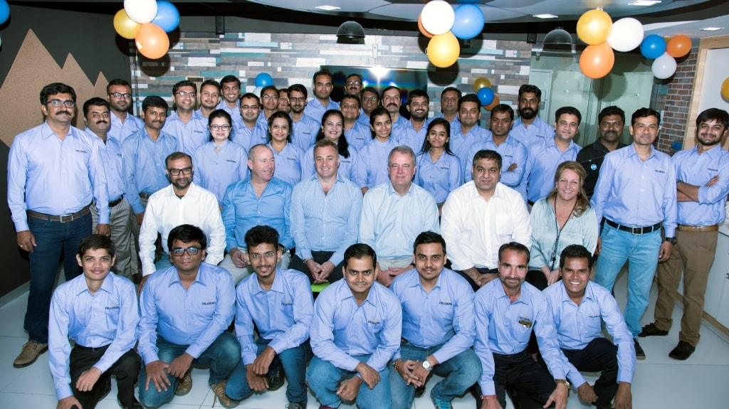 TMS India new office