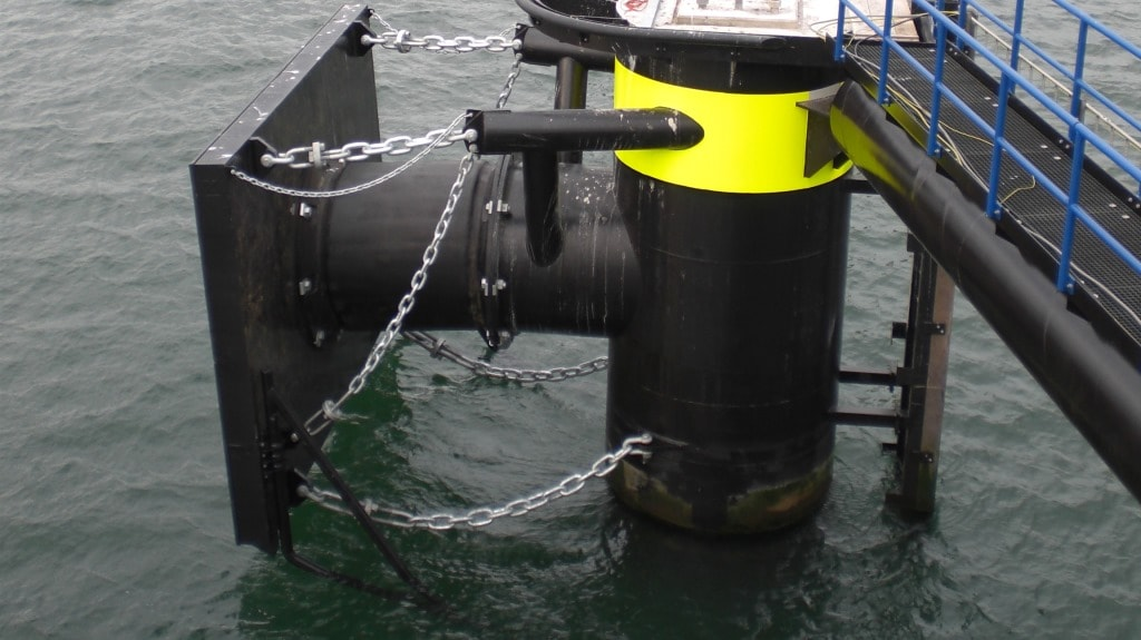 Cell Fenders For Berths Amp Lng Facilities Trelleborg
