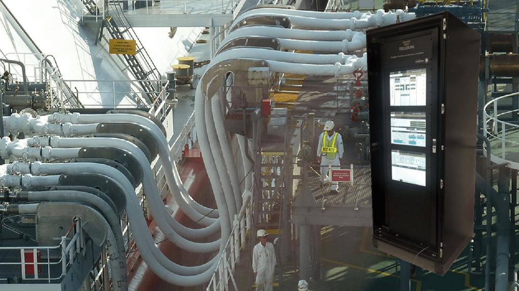 Integrated Esds Ssl System Trelleborg Marine And