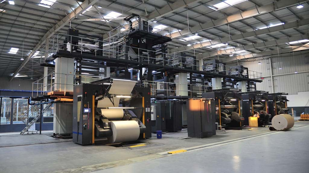 Trelleborg Printing Solution Offset printing