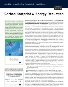 Trelleborg_Carbon_Footprint_Project_Briefing