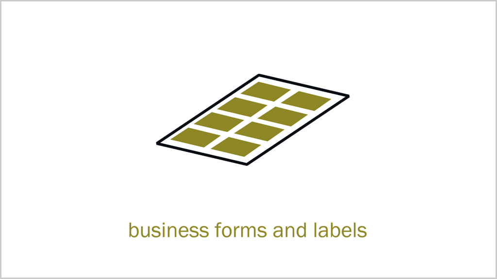 Trelleborg Printing Business Forms and Labels