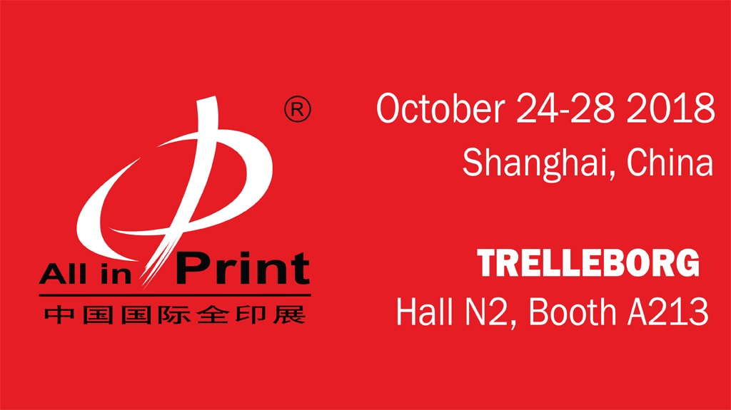 Trelleborg all in print 2018 China