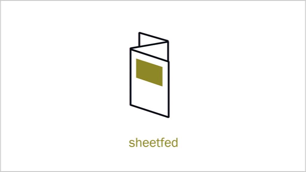 Sheetfed