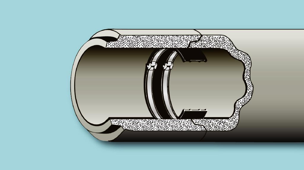 trelleborg internal joint seal