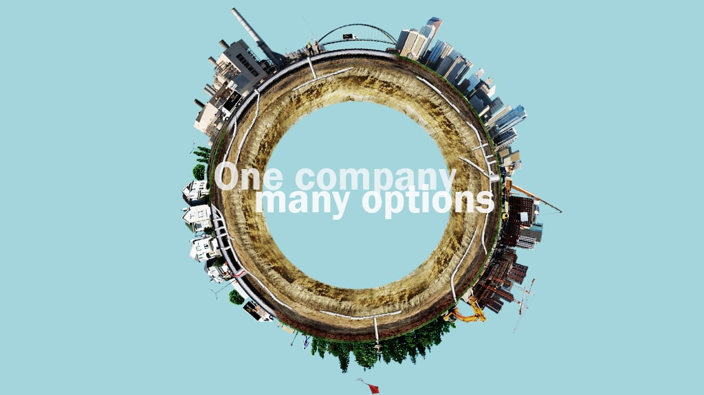 One Company - many innovations