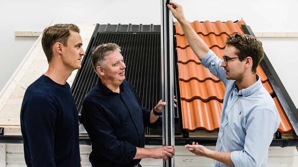 Solar Panel Seals Trelleborg Sealing Profiles