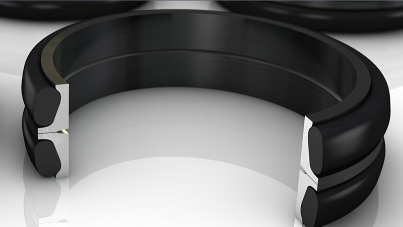 Mechanical Face Seals, Heavy Duty Seals by Trelleborg