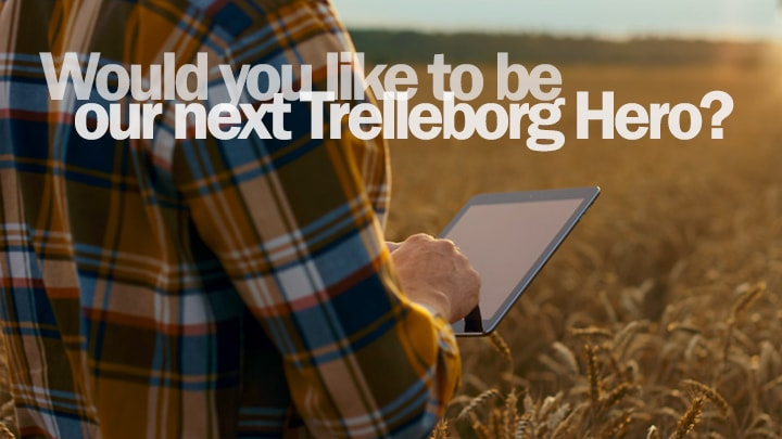 Trelleborg heroes Contact us