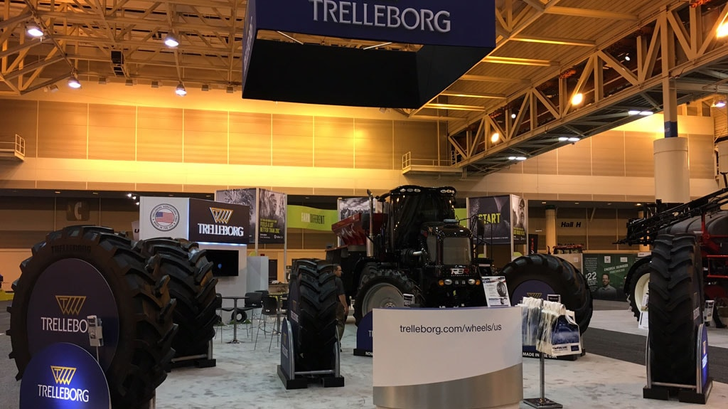 Tires Made In Usa >> Trelleborg To Showcase Made In Usa Tires At Commodity