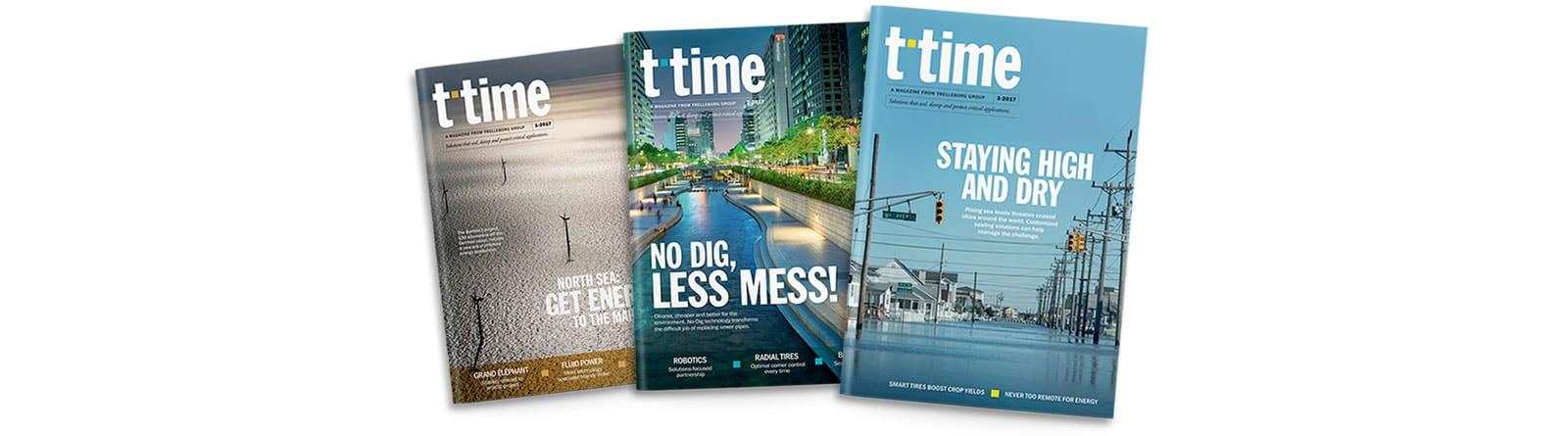 T-Time magazine